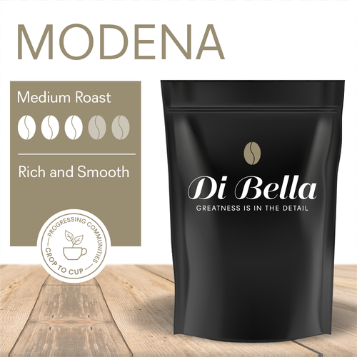 Modena Blend - Whole Beans - 250g